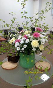 Výzdoba interiéru - vázy
