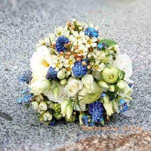 kytice svatební jarní