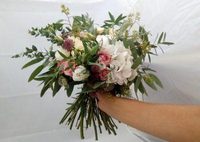 svatební_kytice_hortenzie