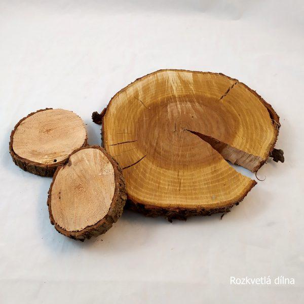 Dřevěné kulatiny