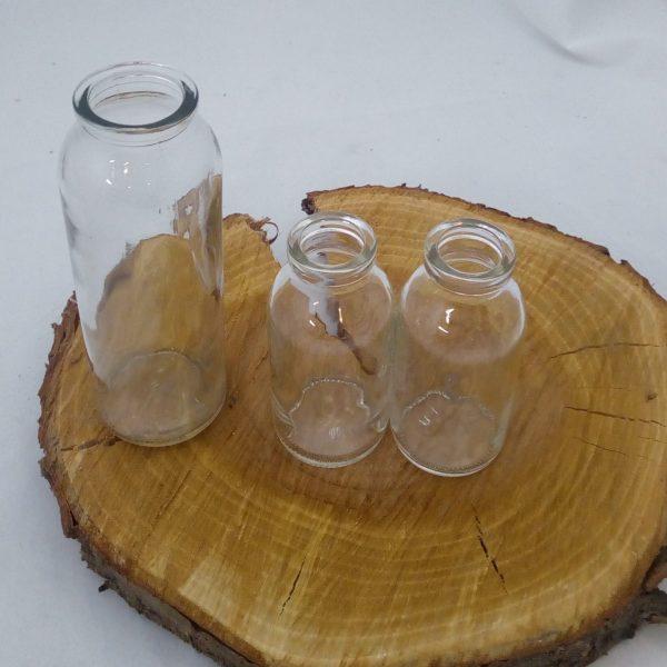 Váza sklo malá