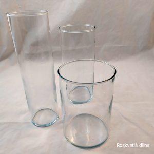 Vázy Cylinder - sada